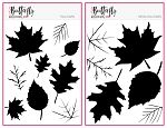 Fall Leaves Stamp Bundle